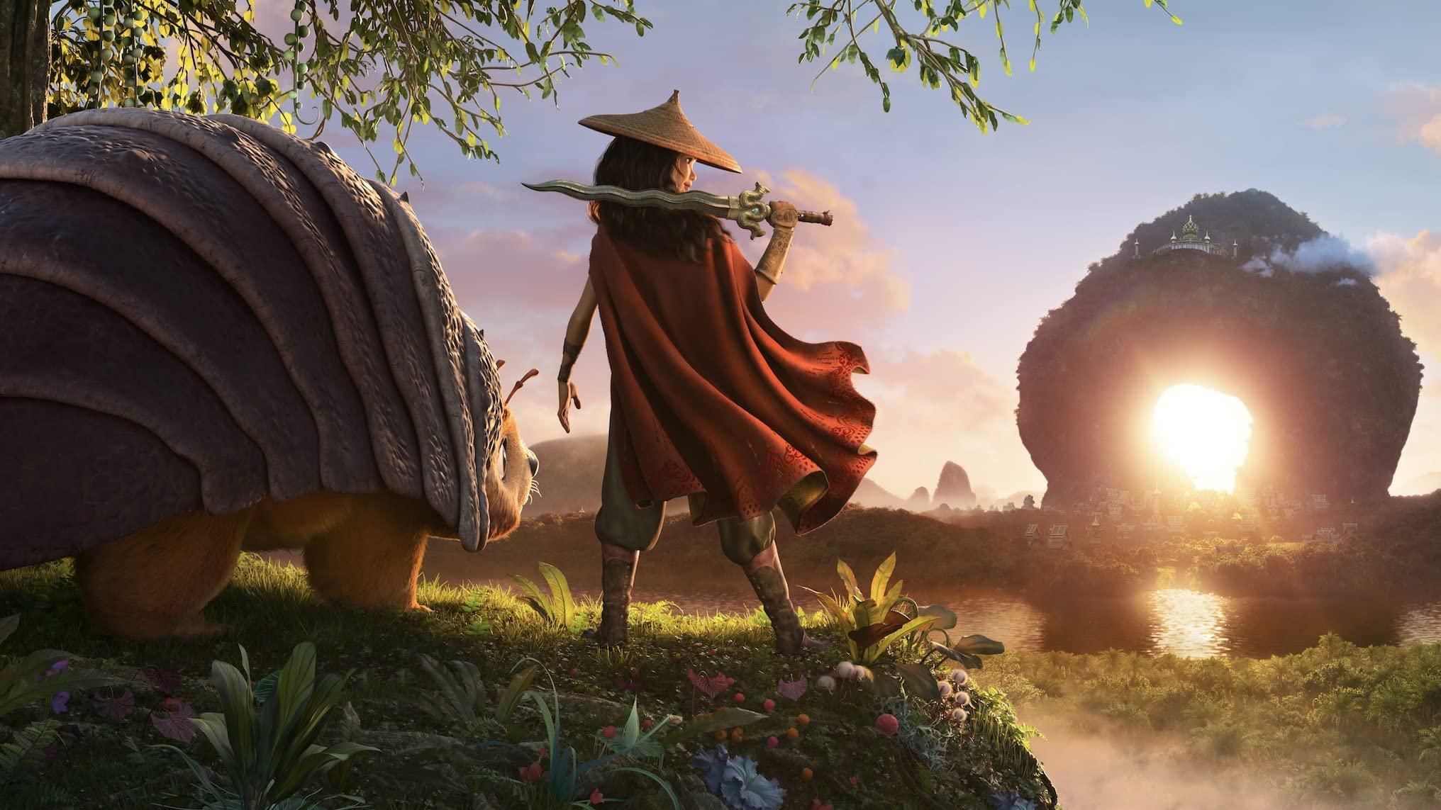 Xem Phim Raya Và Rồng Thần Cuối Cùng - Raya And The Last Dragon Full Vietsub | Thuyết Minh HD Online