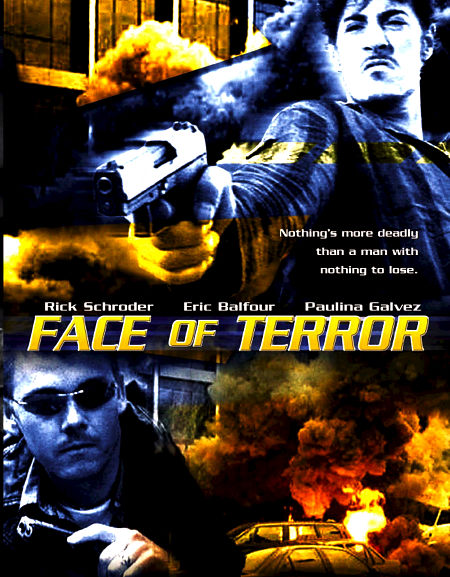 Ricky Schroder, Eric Balfour, and Paulina Gálvez in Face of Terror (2004)