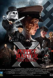 Puppet Master X: Axis Rising Poster