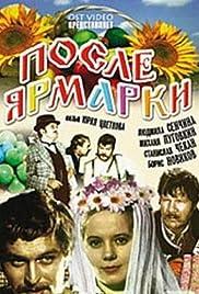 Posle yarmarki Poster