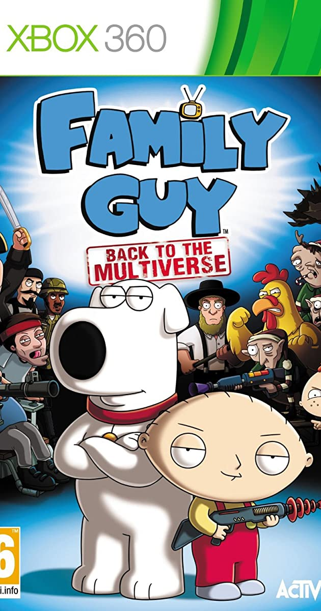 family guy road to the multiverse full episode free