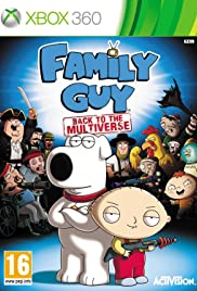 Family Guy: Back to the Multiverse Poster