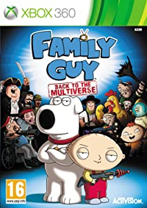 Downloadable database movies Family Guy: Back to the Multiverse USA [640x960]