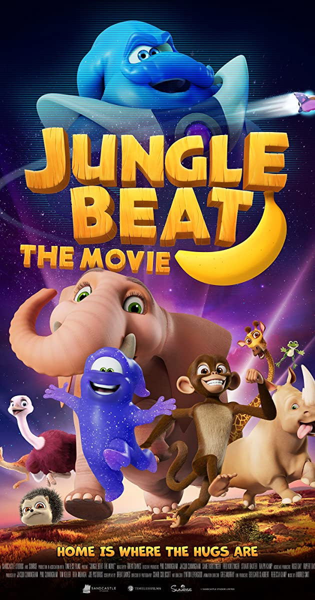 Jungle Beat The Movie (2020) [720p] [WEBRip] [YTS.MX]