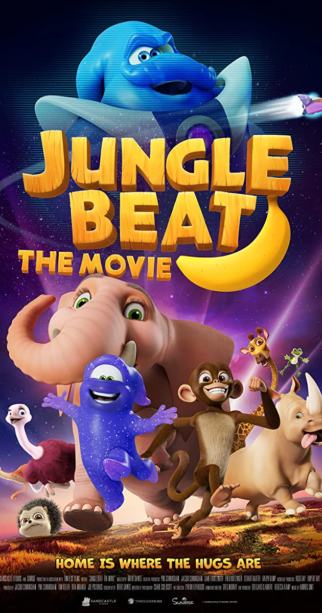 Free Download Jungle Beat: The Movie Full Movie