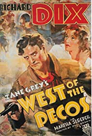 West of the Pecos (1934)
