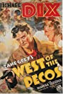 West of the Pecos (1934) Poster
