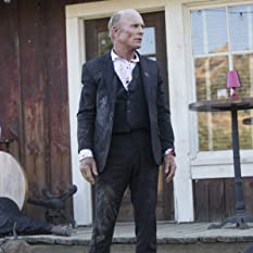 Ed Harris in Westworld (2016)