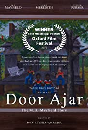 Door Ajar - The M.B. Mayfield Story Poster