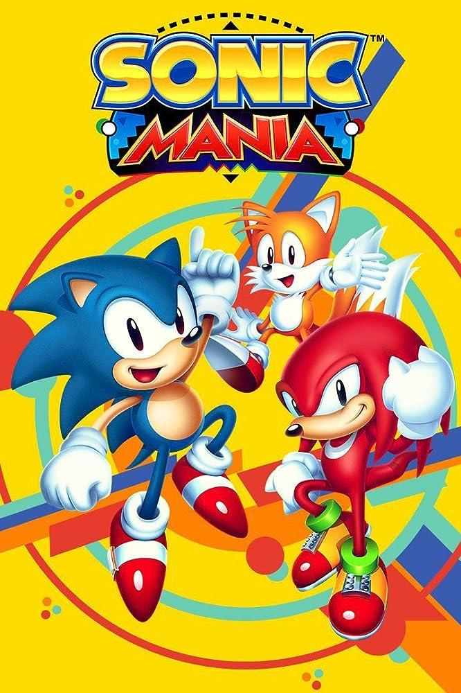 Sonic Mania PLUS Torrent (2019) Atualizado [PC GAME + DLC] – Download