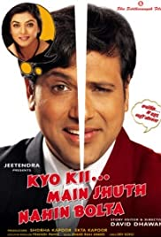 ##SITE## DOWNLOAD Kyo Kii... Main Jhuth Nahin Bolta (2001) ONLINE PUTLOCKER FREE