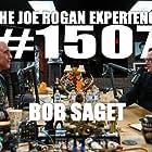 Joe Rogan and Bob Saget in Bob Saget (2020)
