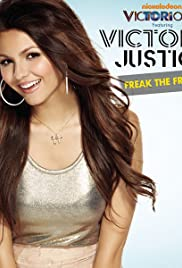 Victoria Justice: Freak the Freak Out Poster