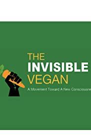 The Invisible Vegan Poster