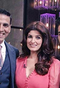 Primary photo for Akshay Kumar and Twinkle Khanna