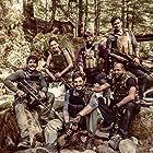 Nagarjuna Akkineni, Mayank Parakh, Pradeep, Prakash Sudarshan, Saiyami Kher, and Ali Reza in Wild Dog (2021)