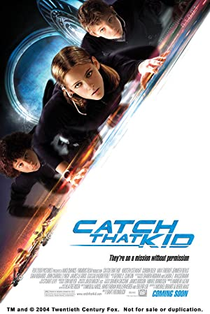 Catch That Kid Poster Image