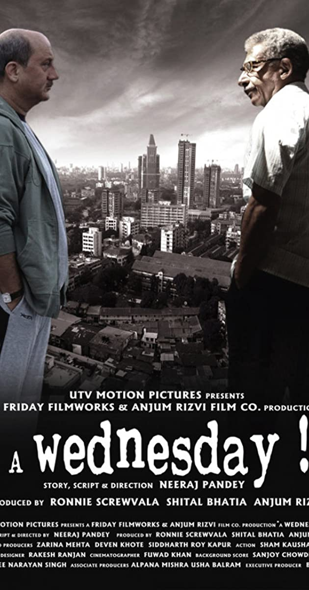 A Wednesday (2008) Subtitles