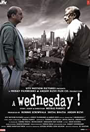 Download A Wednesday (2008) Hindi Movie WEB-DL || 720p [1.7GB]