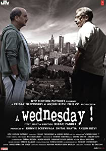 Downloadable free divx movies A Wednesday [360p]