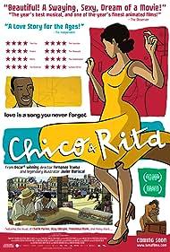 Eman Xor Oña, Mario Guerra, and Limara Meneses in Chico & Rita (2010)