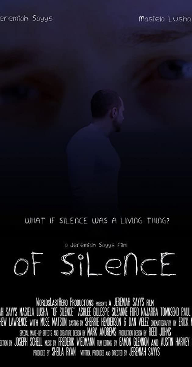 Subtitle of Of Silence