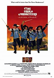 The Four Musketeers: Milady's Revenge (1974)