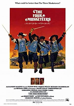 The Four Musketeers: Milady's Revenge Poster Image
