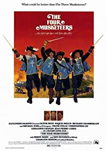 Watching movies television computer The Four Musketeers by Richard Lester [640x320]