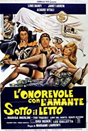L'onorevole con l'amante sotto il letto (1981) with English Subtitles on DVD on DVD