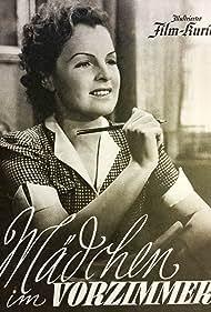 Magda Schneider in Mädchen im Vorzimmer (1940)