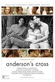 Heather Bergdahl, Nicholas Downs, Jerome Elston Scott, and Micah Stuart in Anderson's Cross (2010)