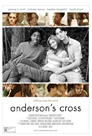 Anderson's Cross Poster