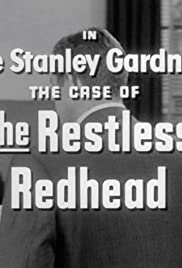 The Case of the Restless Redhead Poster