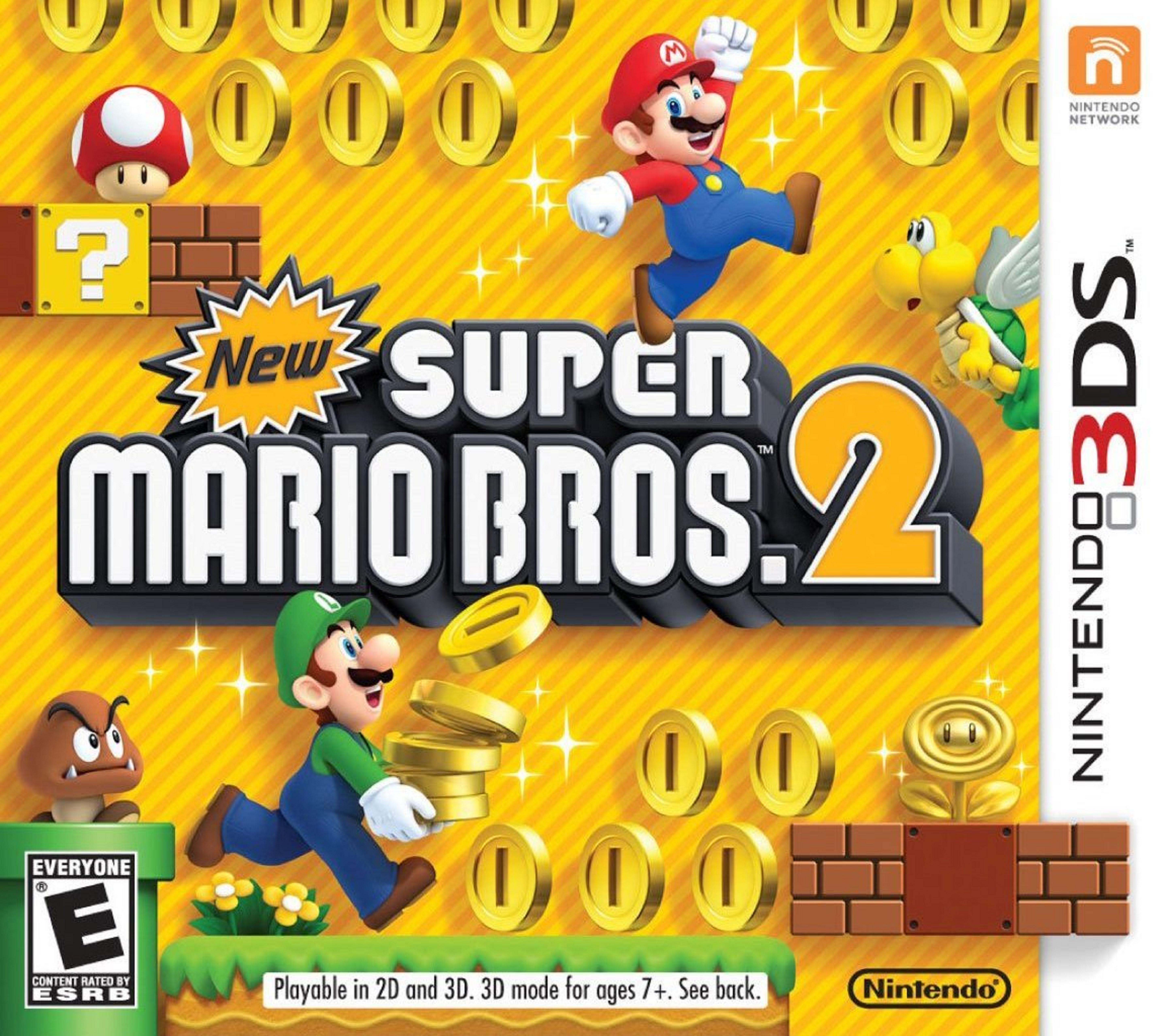 New Super Mario Bros  2 (Video Game 2012) - IMDb