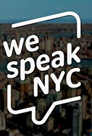 We Speak NYC Poster