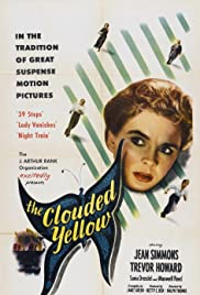 The Clouded Yellow (1950) Poster - Movie Forum, Cast, Reviews