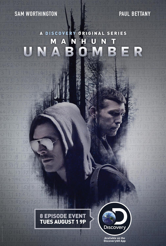 UNABOMBERIO MEDŽIOKLĖ (2 sezonas) / MANHUNT: UNABOMBER