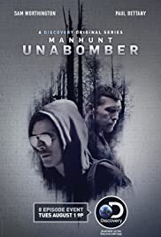 Manhunt: The Unabomber Poster