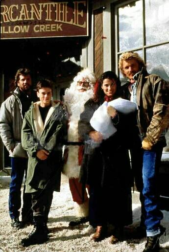 Christmas Comes To Willow Creek.Christmas Comes To Willow Creek 1987