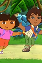 Dora and Diego to the Rescue Poster
