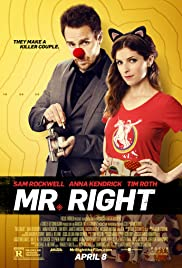 Mr. Right (2015) 1080p