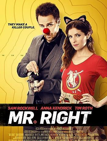 Mr. Right (2015) 1080p