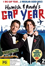 Hamish & Andy's Gap Year Poster