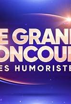 Le grand concours des humoristes