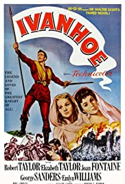 Ivanhoe (1952) Poster - Movie Forum, Cast, Reviews