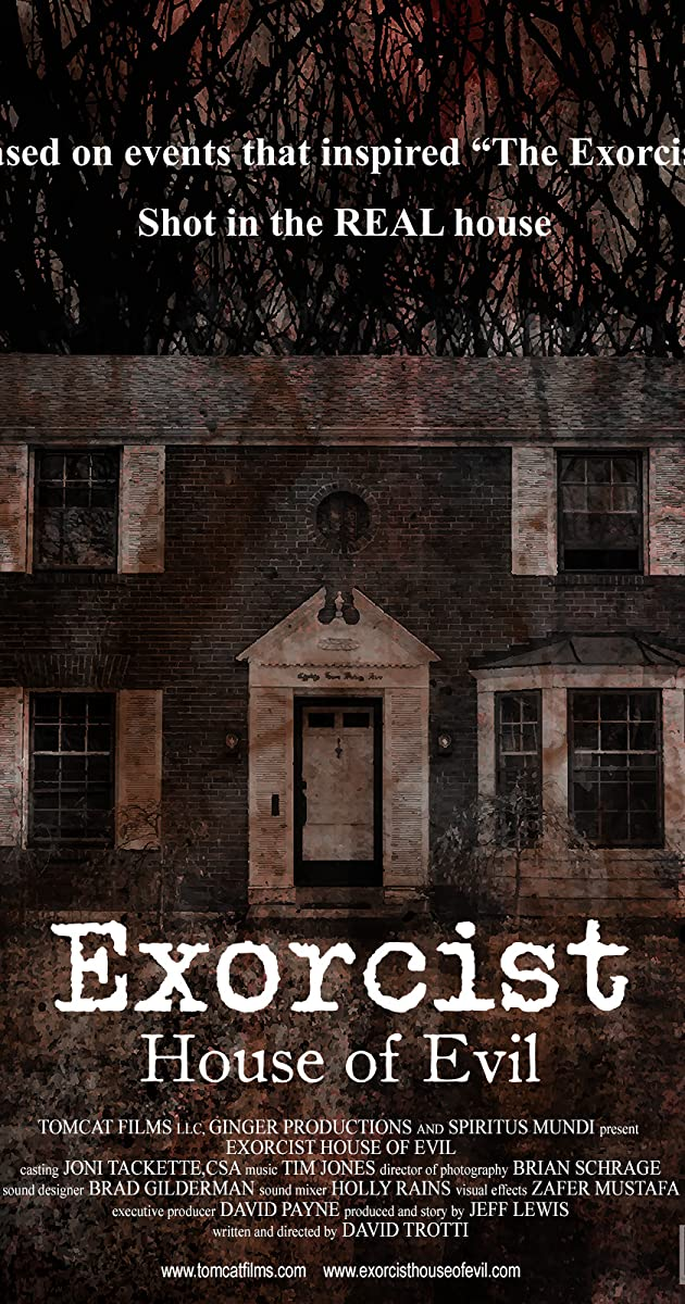 Exorcist House of Evil (2016) - IMDb