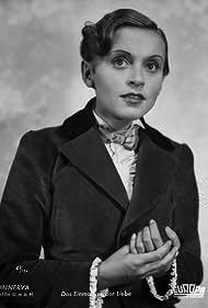 Luise Ullrich in Das Einmaleins der Liebe (1935)