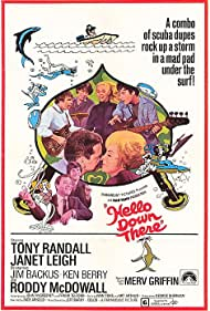 Hello Down There (1969) Poster - Movie Forum, Cast, Reviews