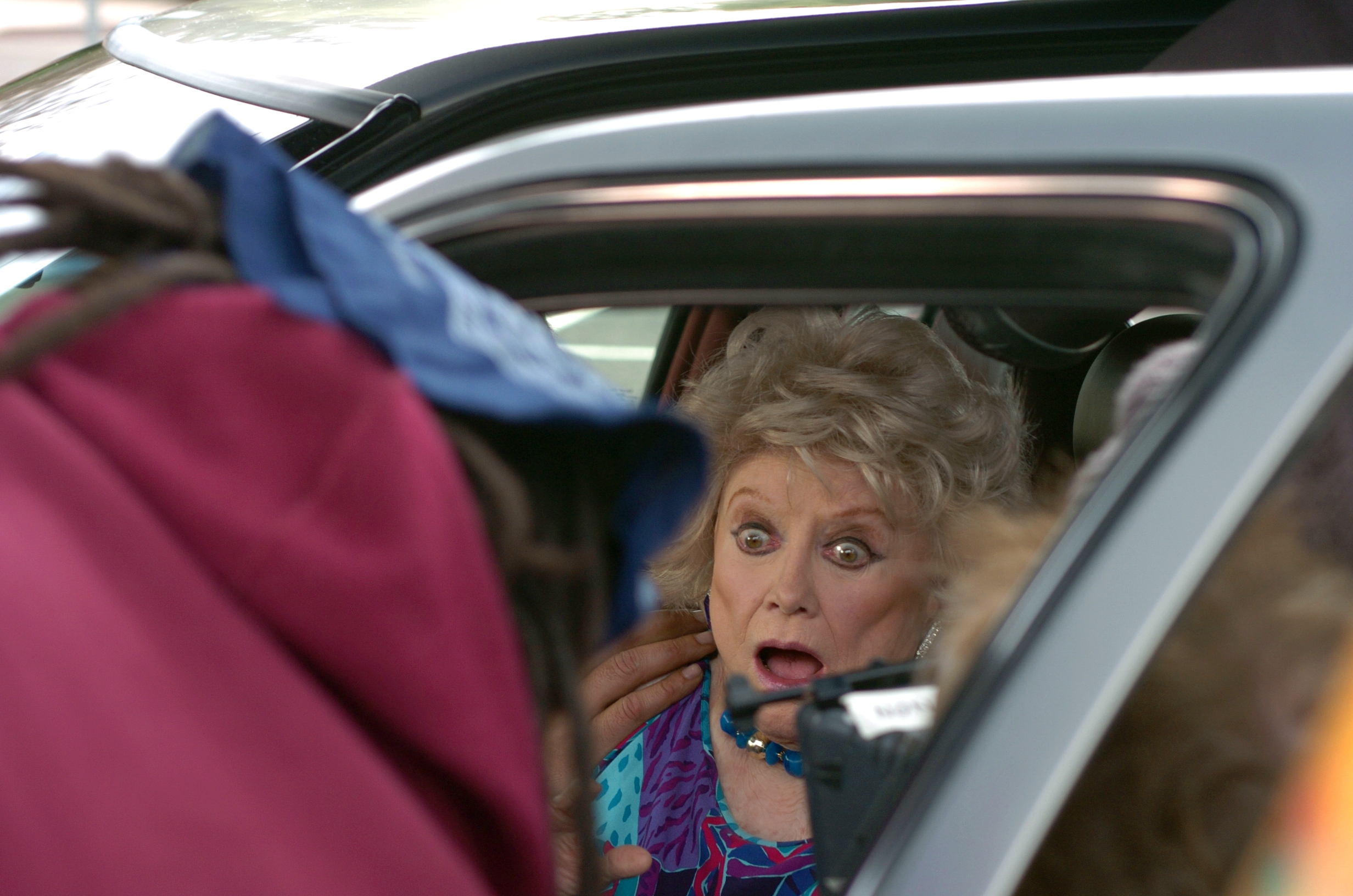 Phyllis Diller in Forget About It (2006)